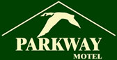 Parkway Motel in Wawa, Ontario, Logo